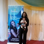 Tiwa Savage conseille les jeunes mamans sur les kilos de grossesse