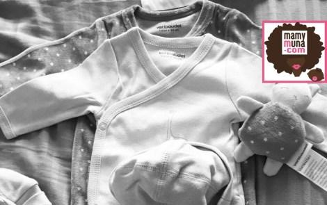 Ce que j'ai mis dans ma valise de maternité (pour bébé)… par Céline Victoria Fotso