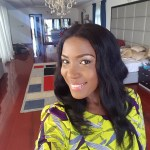 Linda Ikeji, la blogueuse la plus riche d'Afrique enceinte de son 1er enfant
