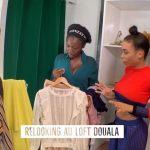 Relooking au Loft Douala avec Céline V. Fotso