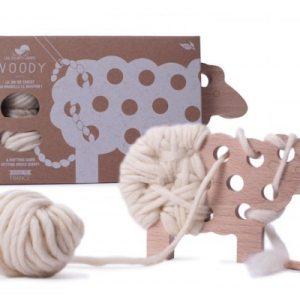 Jeu créatif Woody écru – Les jouets libres