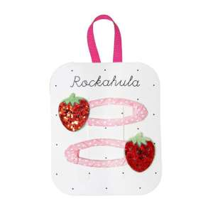 Barrettes fraise – Rockahula