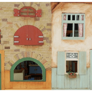 Kit de meubles à monter Portes et Fenêtres – The Mansion Mouse