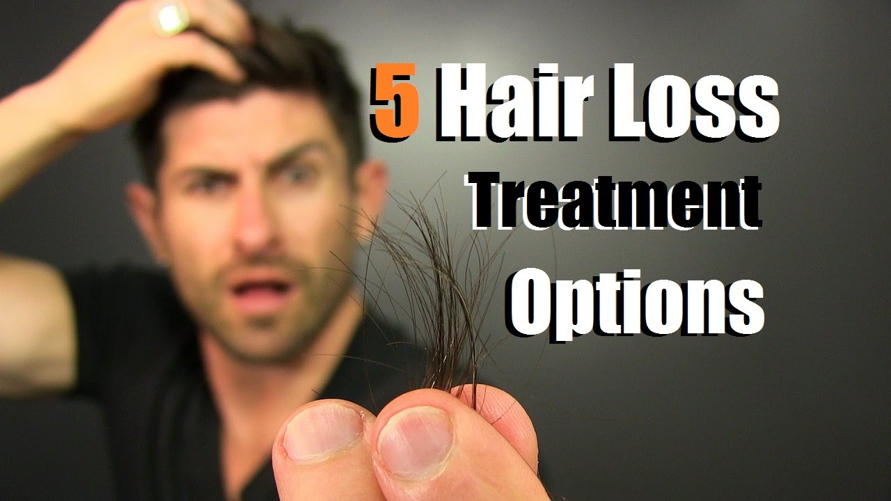 Top 5 Hair Loss Treatment Options On The Market Hai