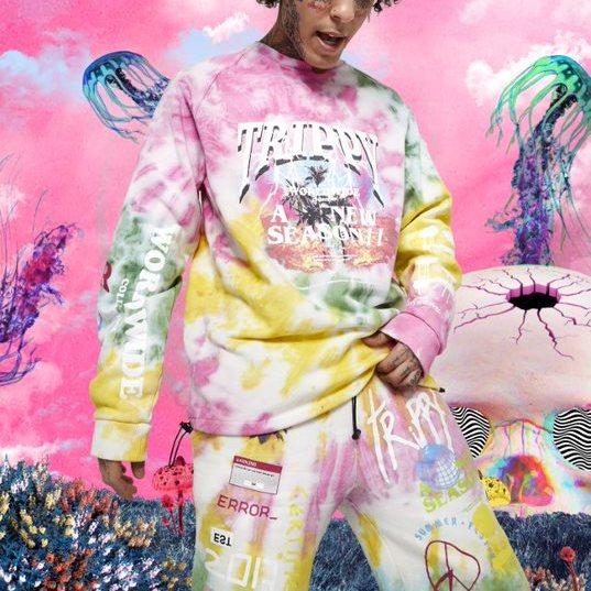 lil skies fashion line