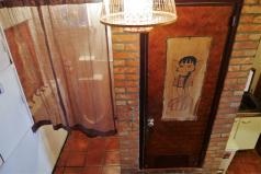 阿妹茶楼 トイレの表示がキュート。