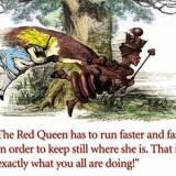 DNAは変化し続けなければならない-赤の女王仮説-