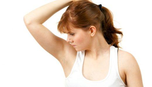 なぜ脇の下は臭いのか?脇の下の匂いの生物学的役割