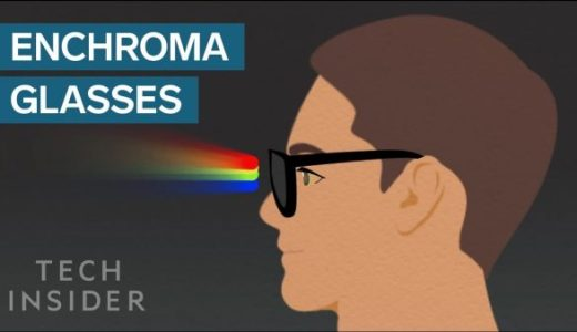 色盲の方が使う色覚補正メガネってどういう仕組みで色が見えるようになるの?