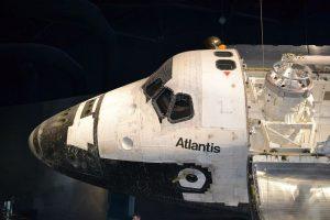 Atlantis-space-shuttel