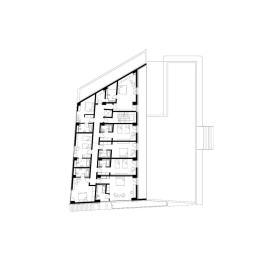 plan etaj 2 _ Hotel Floreasca