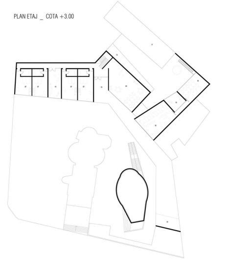 plan etaj_Capela Icoaneiiption