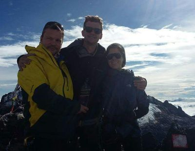 Carstensz Summit November 2016