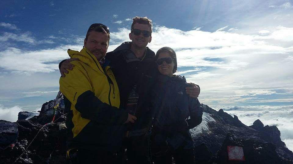 Carstensz Summit November 2016