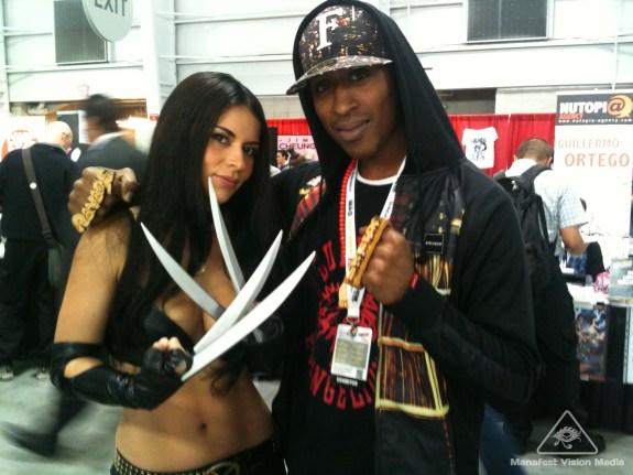 NYCC, New York Comic Con 2012