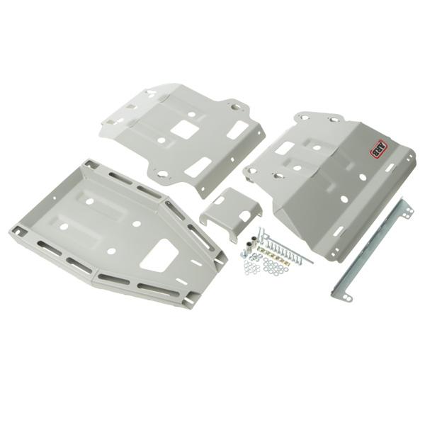 2003 Toyota Land Cruiser Transmission: FJ Cruiser Skid Plates