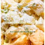Grandma's Awesome Potato Salad