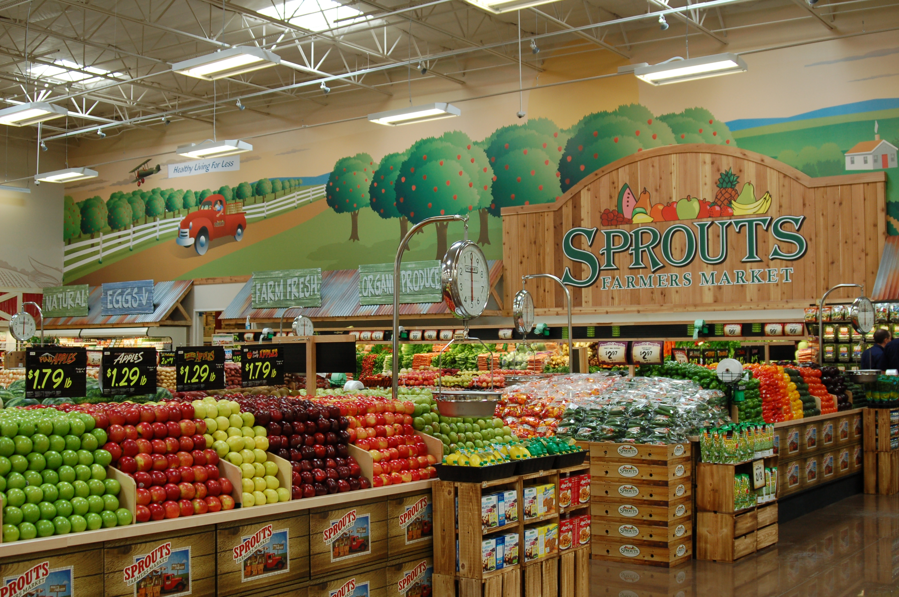 Fresh Foods Grocery Store