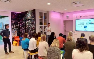 Pourquoi et comment participer aux ateliers numériques Google à Rennes ?
