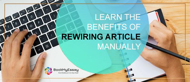 Article Rewrite