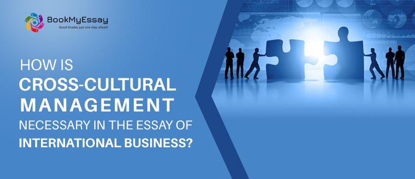 Cross Culture Management assignment help