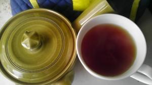 国産紅茶20131222水車むら紅茶べにふうき2