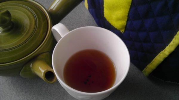 西製茶所20120327 出雲国の紅茶2013 -茶液