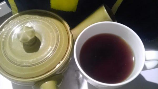 田畑園20130821 田畑園和風紅茶2013 -茶液