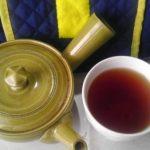 京都・伏見 椿堂茶舗20130905 京都紅茶2013 -茶液