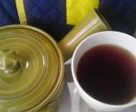 水俣市茶生産協議会20130912 水俣茶・紅茶2013 -茶液