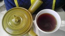 国産紅茶20130927ギャバロン紅茶2