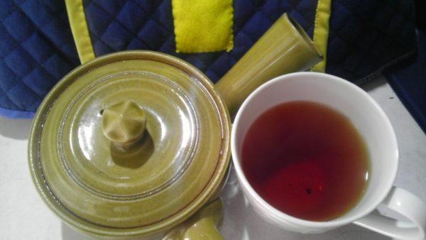 八女茶くま園20131008 奥八女上陽茶おぼろ紅茶(赤) -2