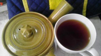 国産紅茶20131005 さざんか紅茶2013 -2