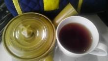 国産紅茶20131009阿蘇高原紅茶2