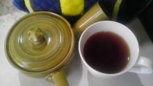 国産紅茶20131016きーむんてぃー2
