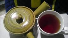 国産紅茶20131017喜寿園赤2