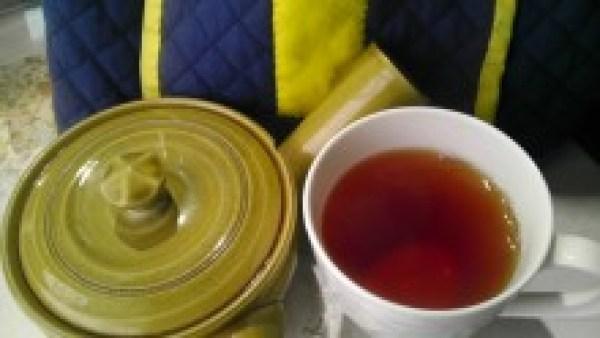 国産紅茶20131020 豊好園紅茶山の息吹 -2