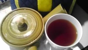 国産紅茶20131101 益井さんちの農薬不使用紅茶みらいふぁすとふらしゅ -2