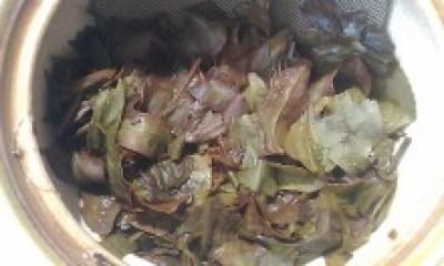 国産紅茶20131114 浜佐園山の宝珠2013 -3