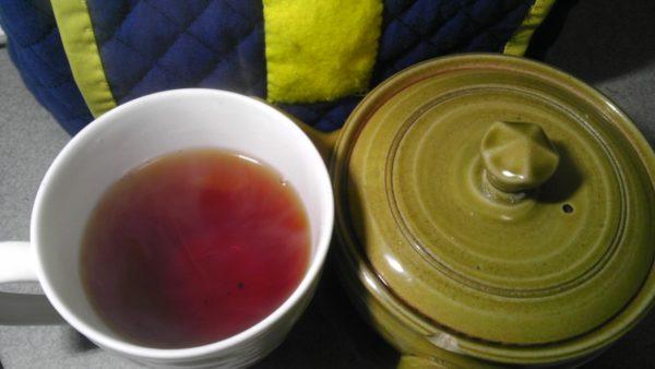 国産紅茶20140113 豊好園紅茶つゆひかり -2