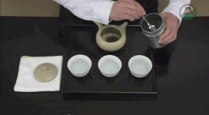 煎茶いれ方20140717-3