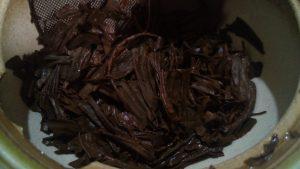 静岡牧之原山本園:べにふうき春摘み和紅茶七番R2016-3