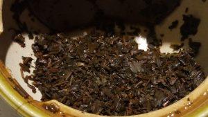 【奈良県】中尾農園: 奈良和観音紅茶(十年秘蔵)2016 -3