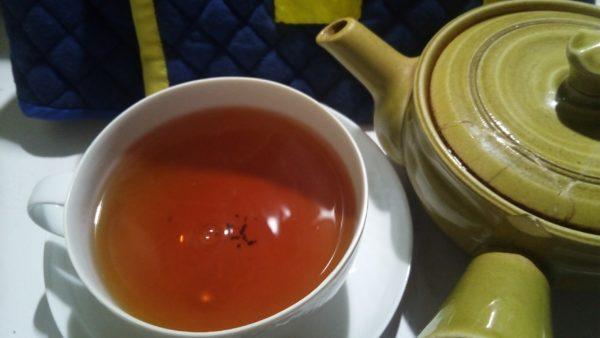 【京都府】南山城紅茶プロジェクト: 南山城紅茶SF2016 -茶液