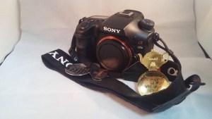 久しぶりのカメラ