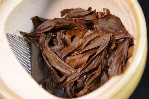 【福岡県】お茶の千代乃園: 矢部紅茶SNOWING MOUNTAIN TEA2019 -3