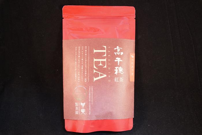高千穂紅茶べにふうき2019 :甲斐製茶園【宮崎県】-パッケージ