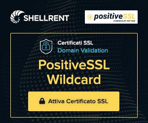 PositiveSSL Wildcard - Banner 300x250