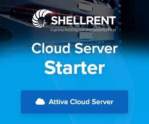 Cloud Server Starter - Banner 300x250