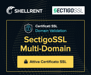 SectigoSSL Multi-Domain - Banner 300x250